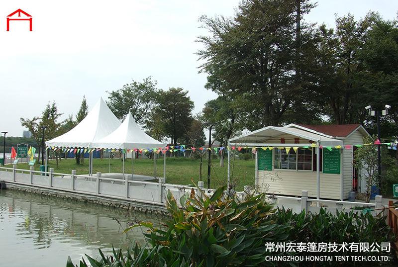 展会篷房设计案例