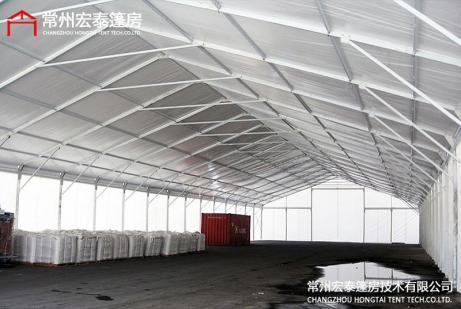 铝合金仓储篷房