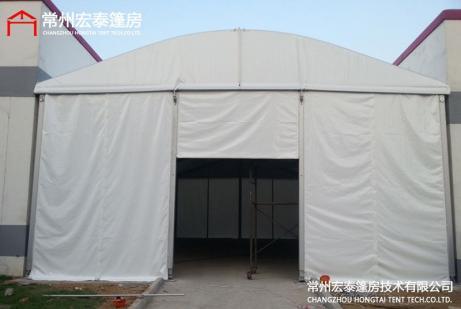 特殊篷房定制